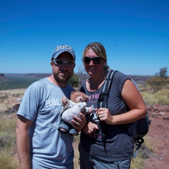 AUSTRIAN COUPLE met on the road – 50 DAYS IN AUSTRALIA