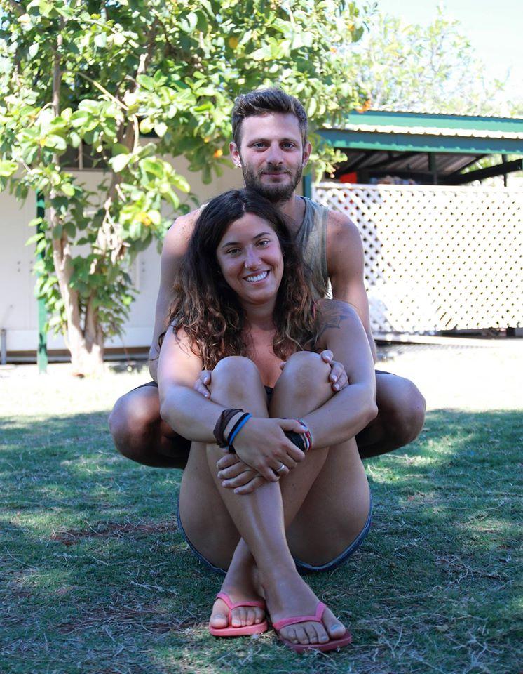 Michela and Max - Italians