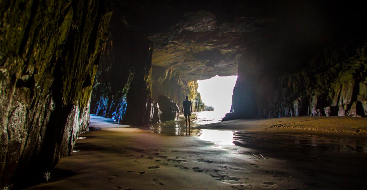 Remarkable Cave - Port Arthur - Tasmania