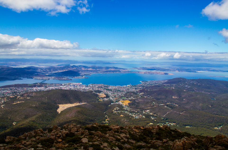 Mount Wellington - Tasmania