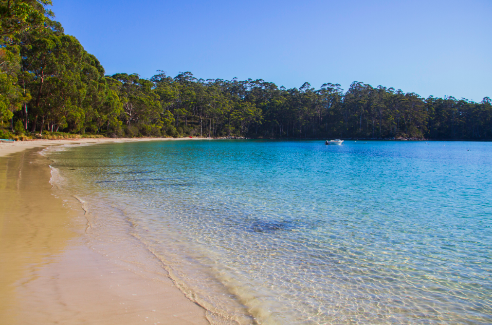 Stewarts Bay - Tasmania / Credits : iamabackpacker