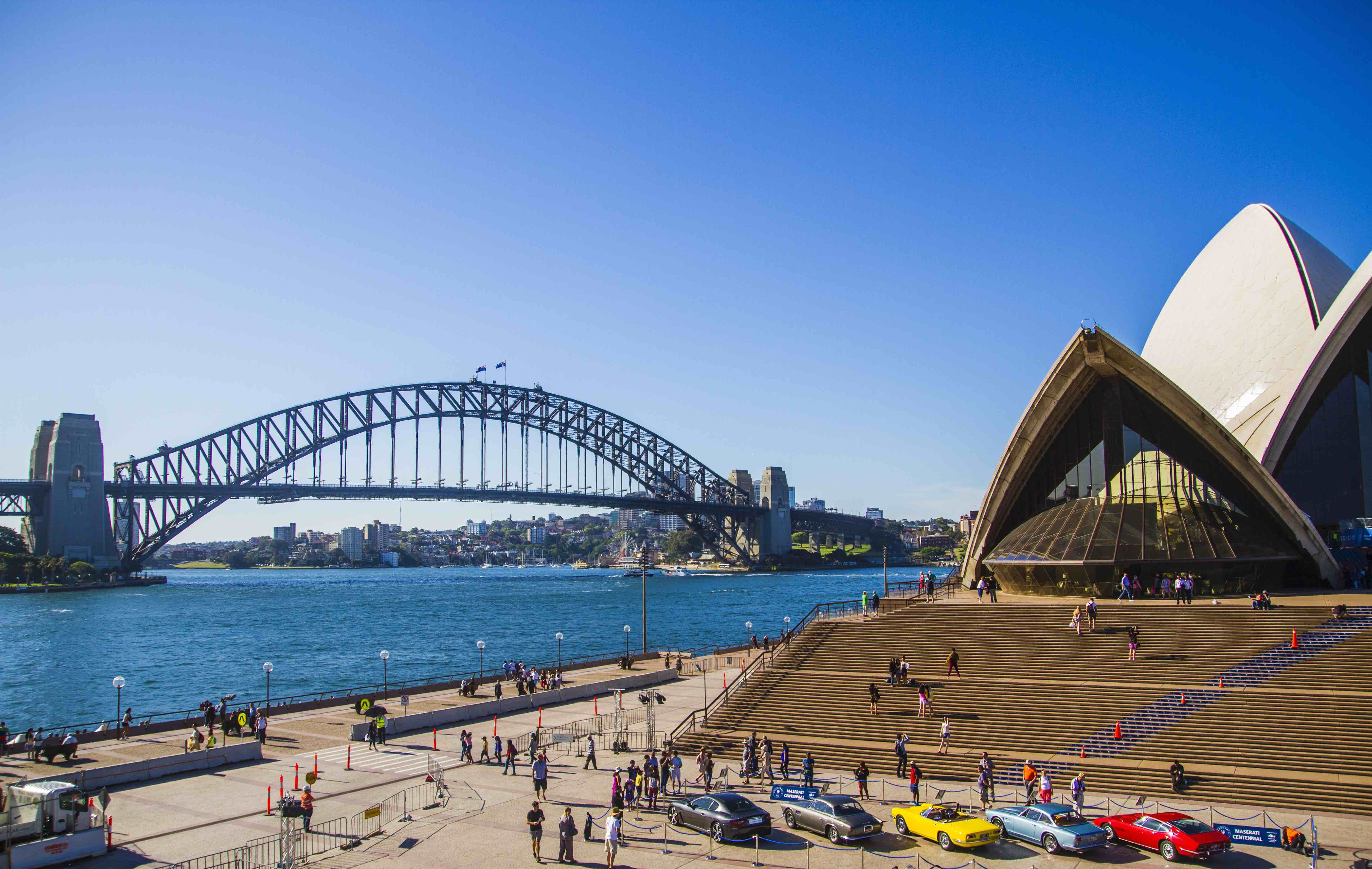 Sydney - New South Wales © Iamabackpacker.com
