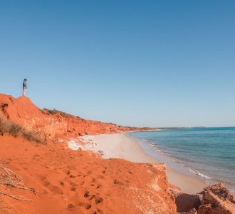 Shark Bay - WA - They called it paradise