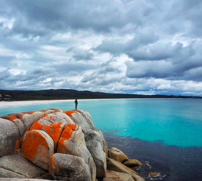 Bay of fires -  © nikkikube