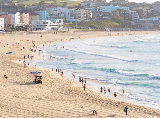 Bondi Beach Sydney - © morningbondi