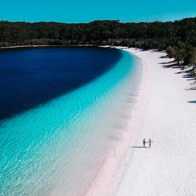 Fraser Island - © ashleydobson