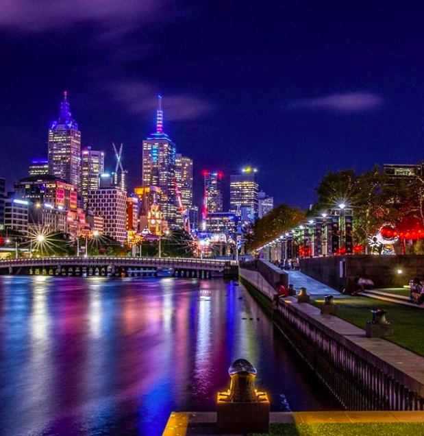 Melbourne - © adzventurers
