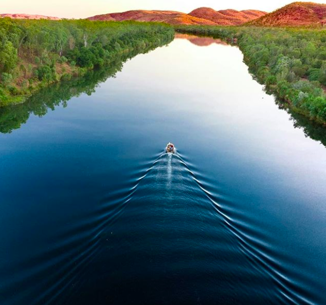 Ord River - © powershala