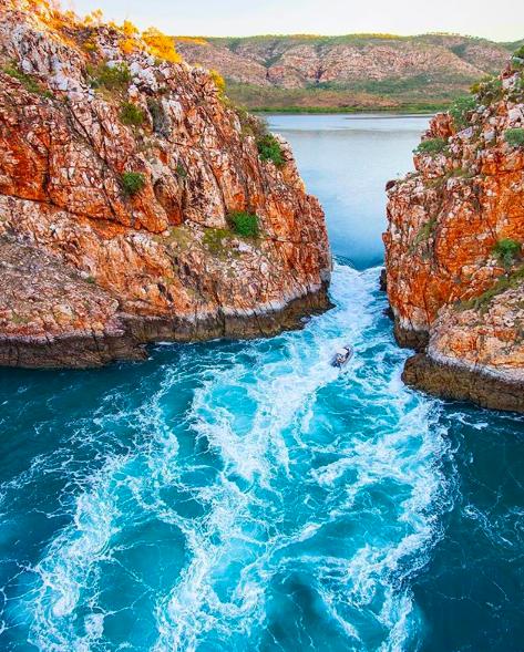 Horizontal Falls - © scottslawinski