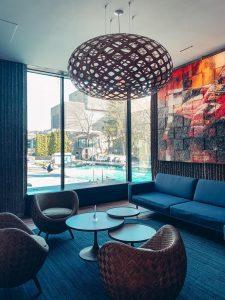 Bonaventure Hotel - Montréal - Oasis