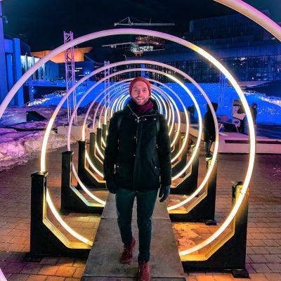 Montreal en Lumières- Le French Explorer